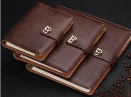 GS- notebook leather 13
