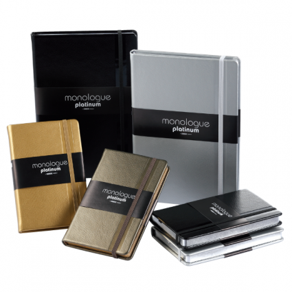 GS- notebook leather 15