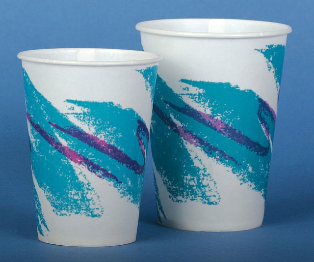 GS - Paper cup 12