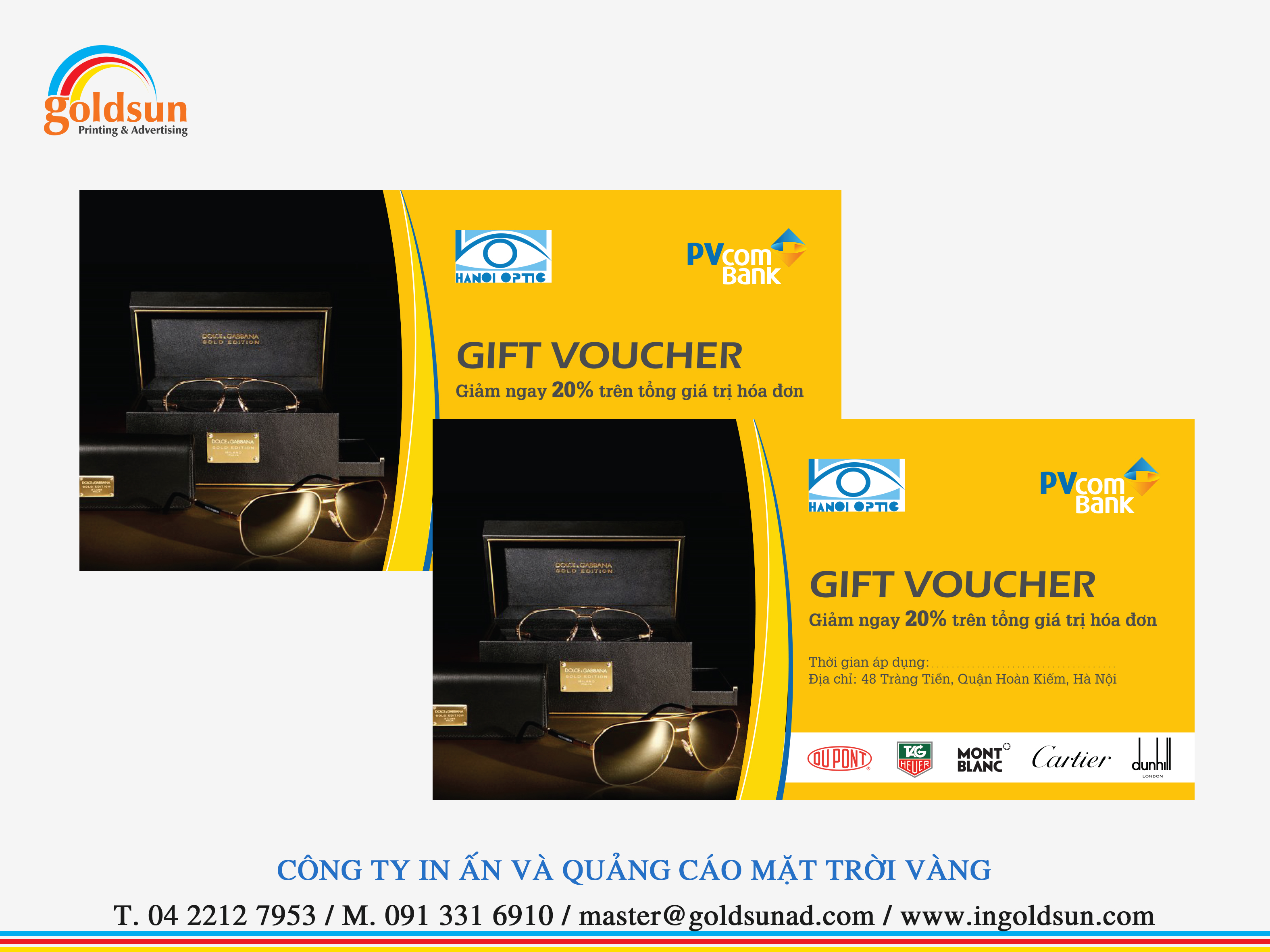 GS - Voucher PVcom bank